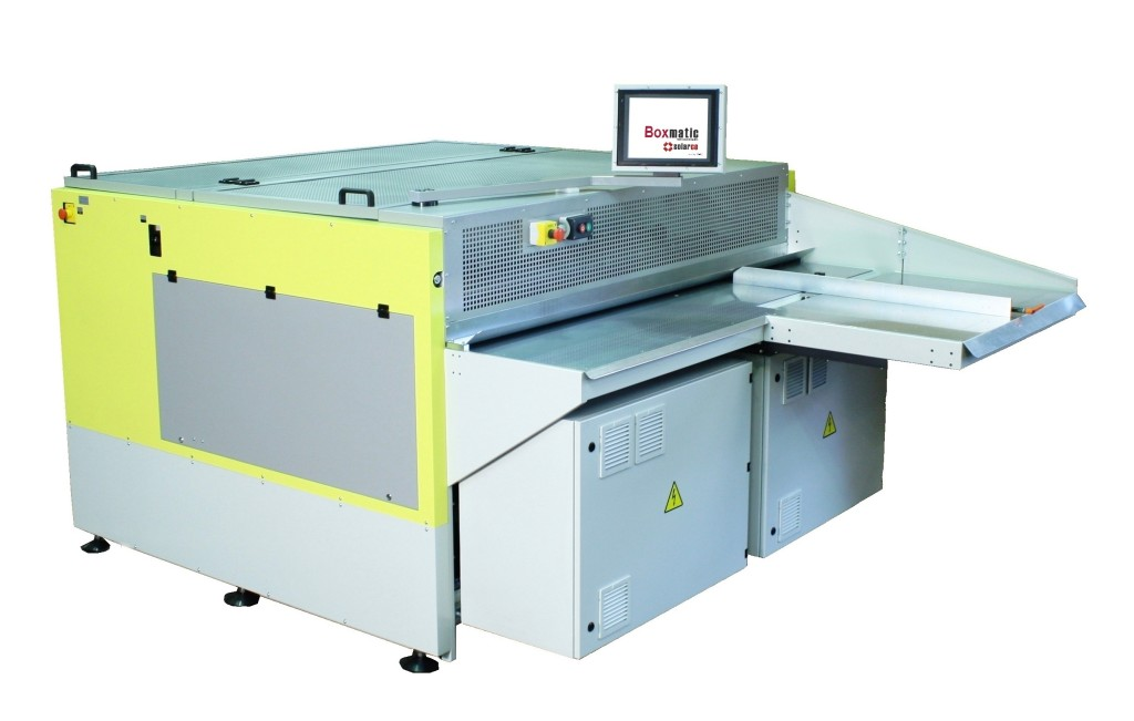 BOXMATIC Manual - automatic boxmaker machines