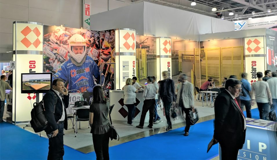 Exhibition Rosupack 2019