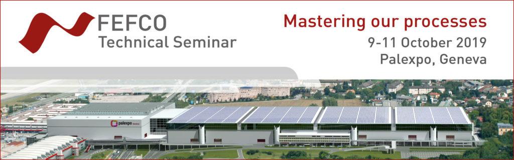 FEFCO Technical Seminar 2019