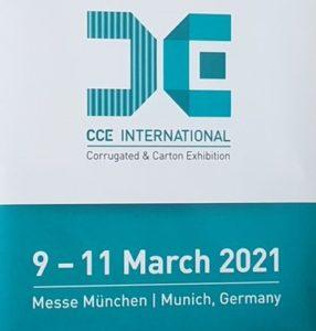 CCE INTERNATIONAL 9.-11.3.2021