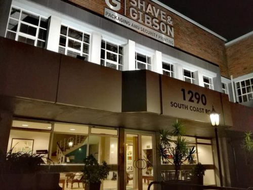 Shave Gibson Headquarter